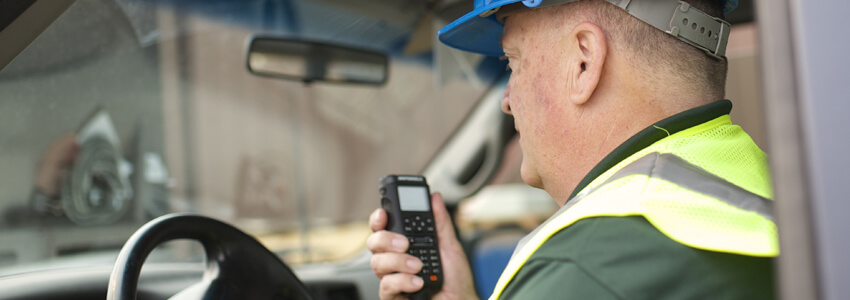 Wireless communications solutions for the transportation industry