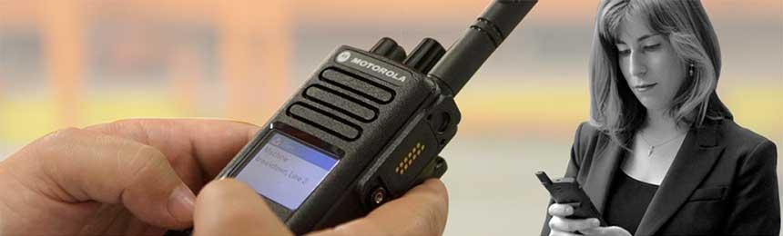 Data - The Real Game Changer Airwave Communications Motorola